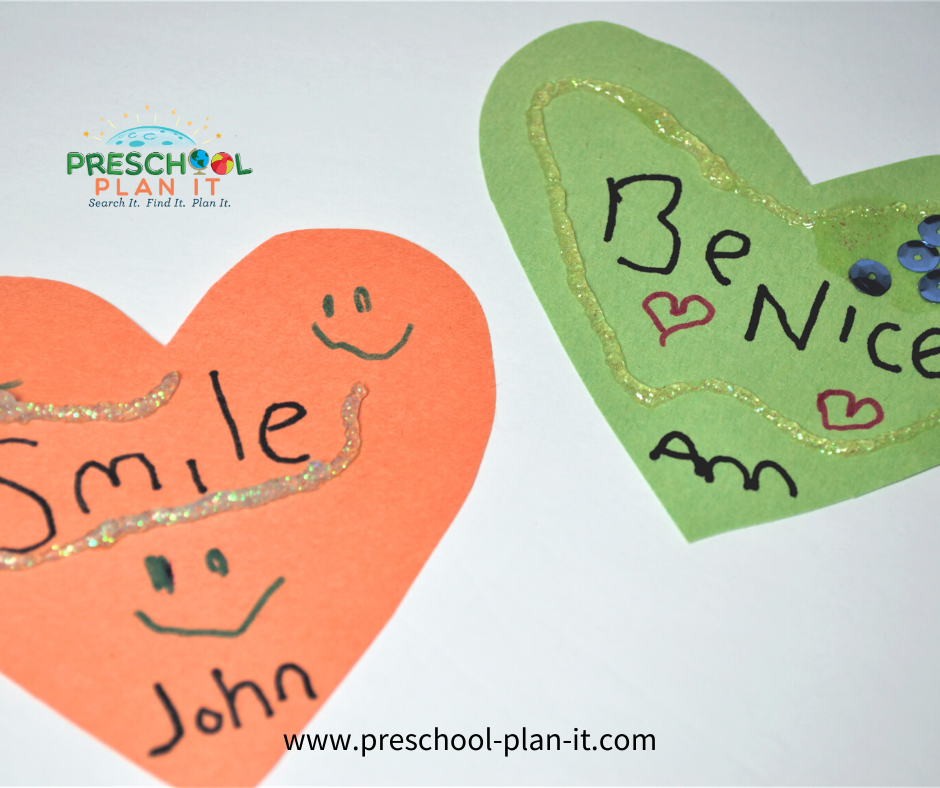 Art Activity for a Martin Luther King Day Preschool Theme