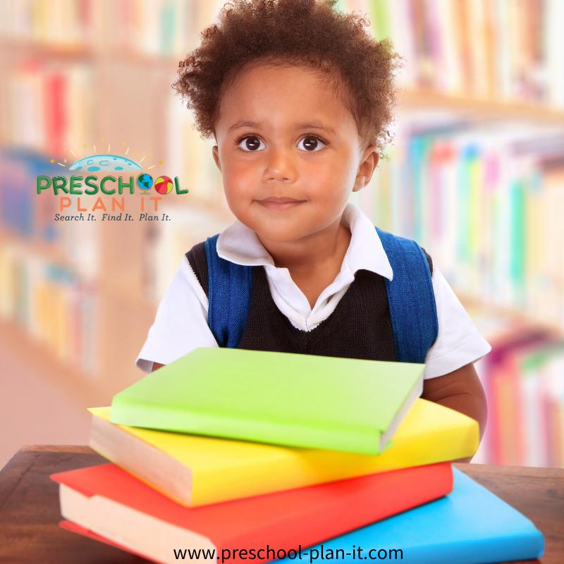 Organizing Preschool Library