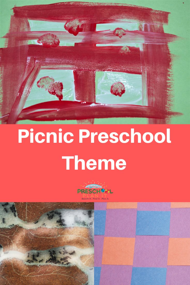 Picnic Theme for Preschool