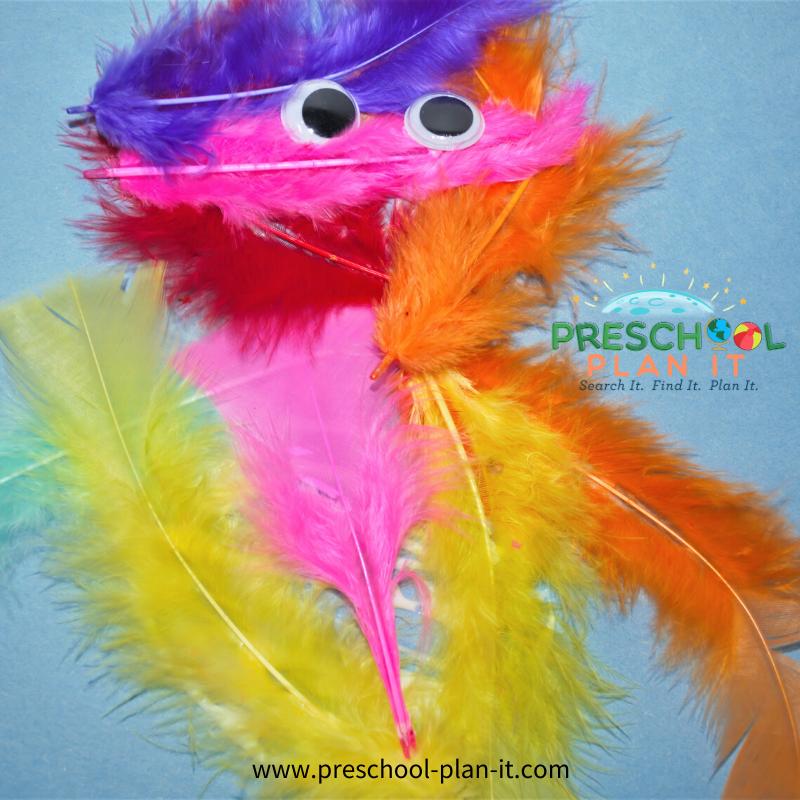 Pirates Preschool Theme Art Activity