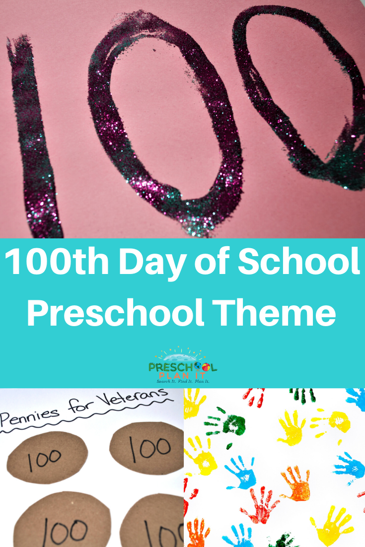 100th Day of Preschool