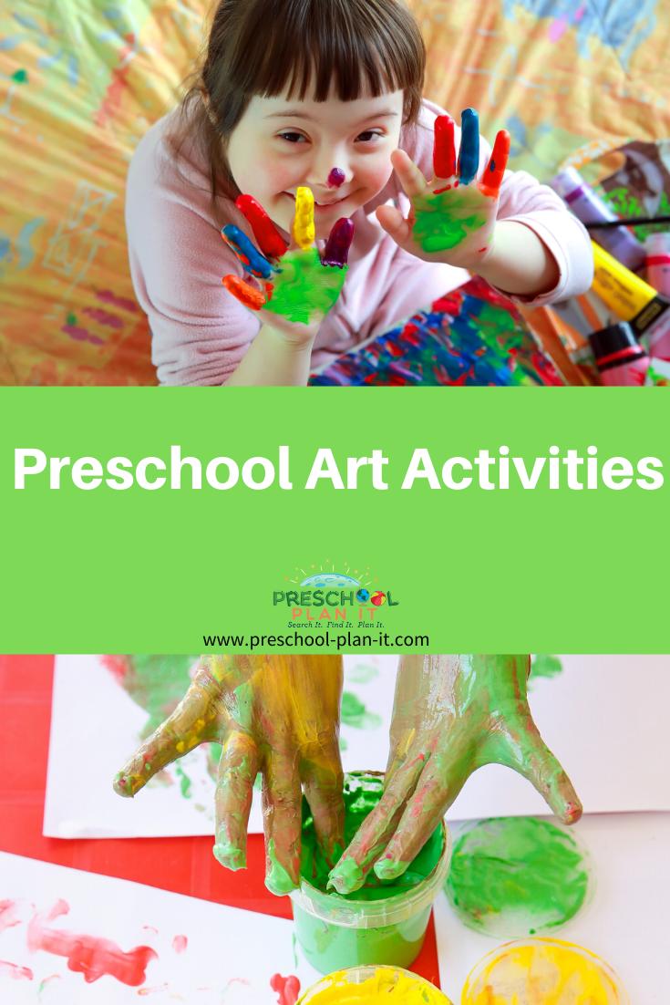 Preschool Art Activities