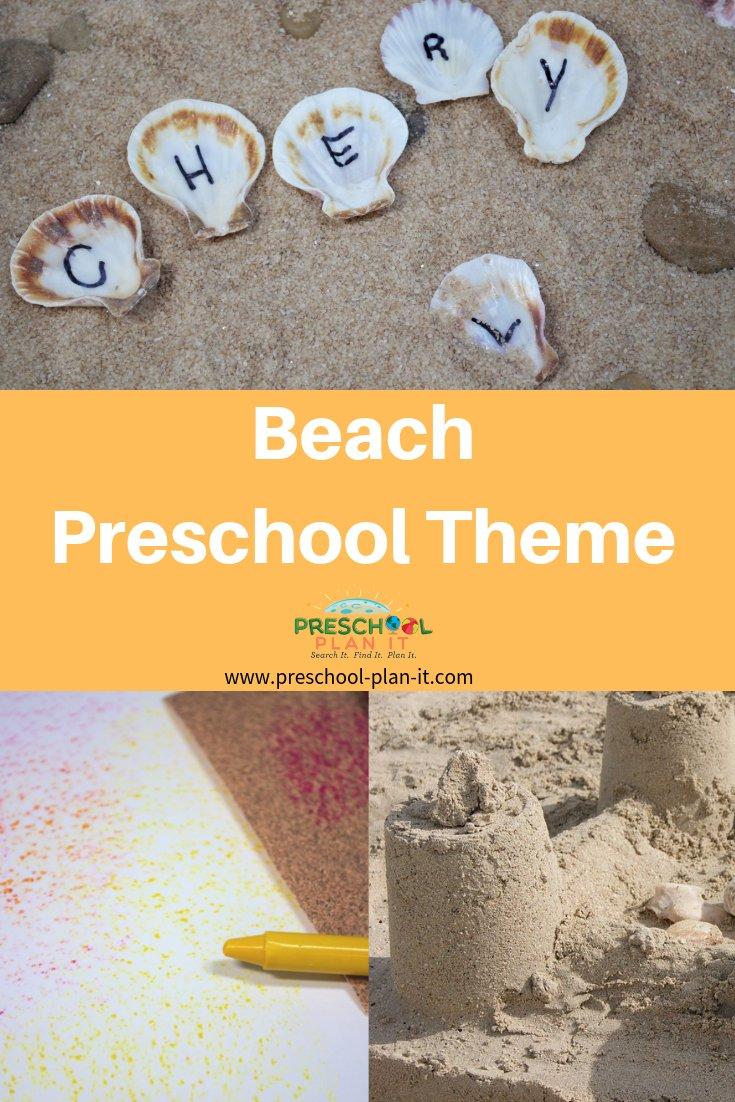 Preschool Beach Theme