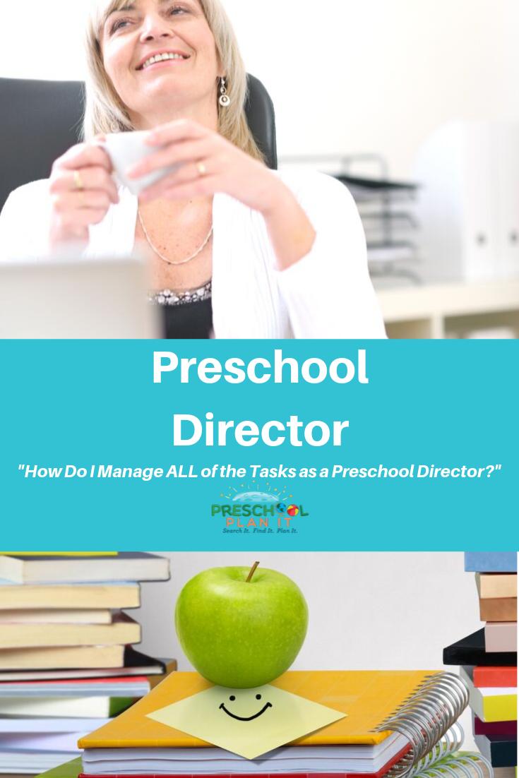 Preschool Director Resource