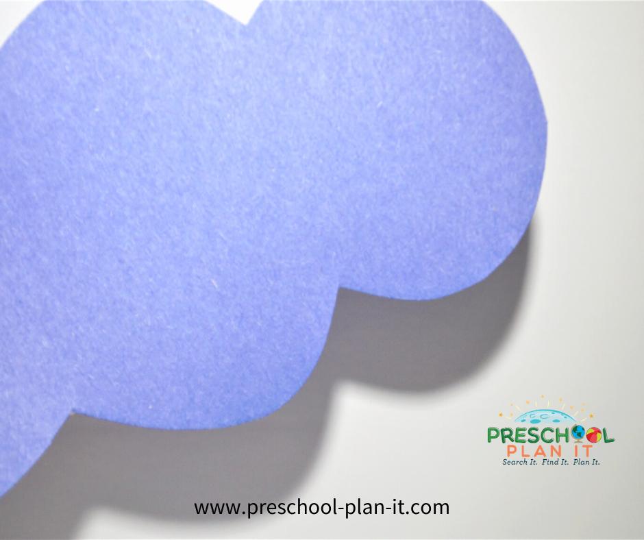 Preschool Ground Hog Day Theme Shadow Activity