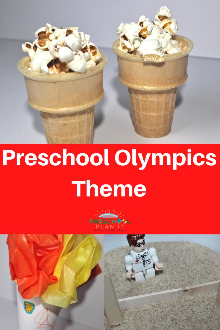 Preschool Olympic Theme