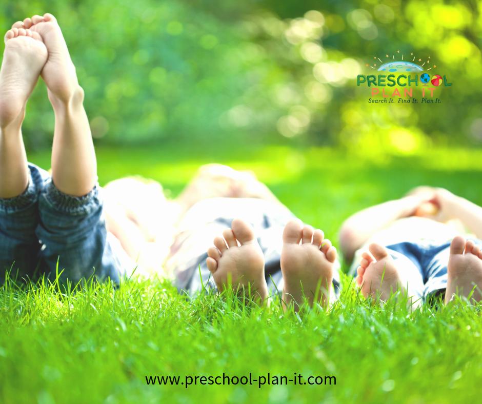 Preschool Outdoor Activities
