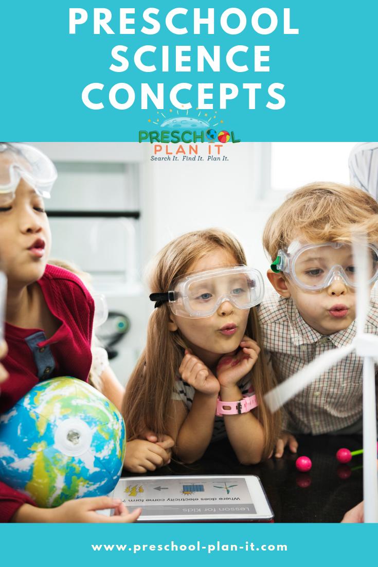 Preschool Science Concepts