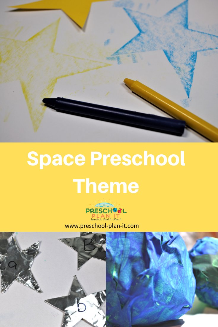 Space Preschool Theme