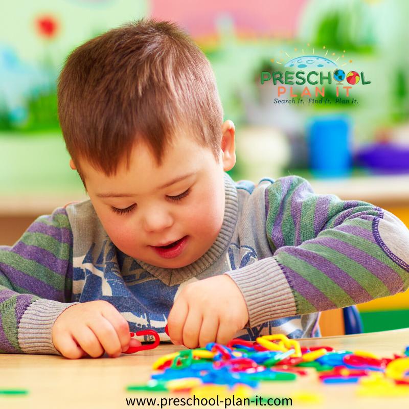 Special Needs / Disabilities in Preschool