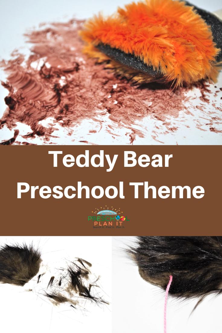 Teddy Bears Preschool Theme