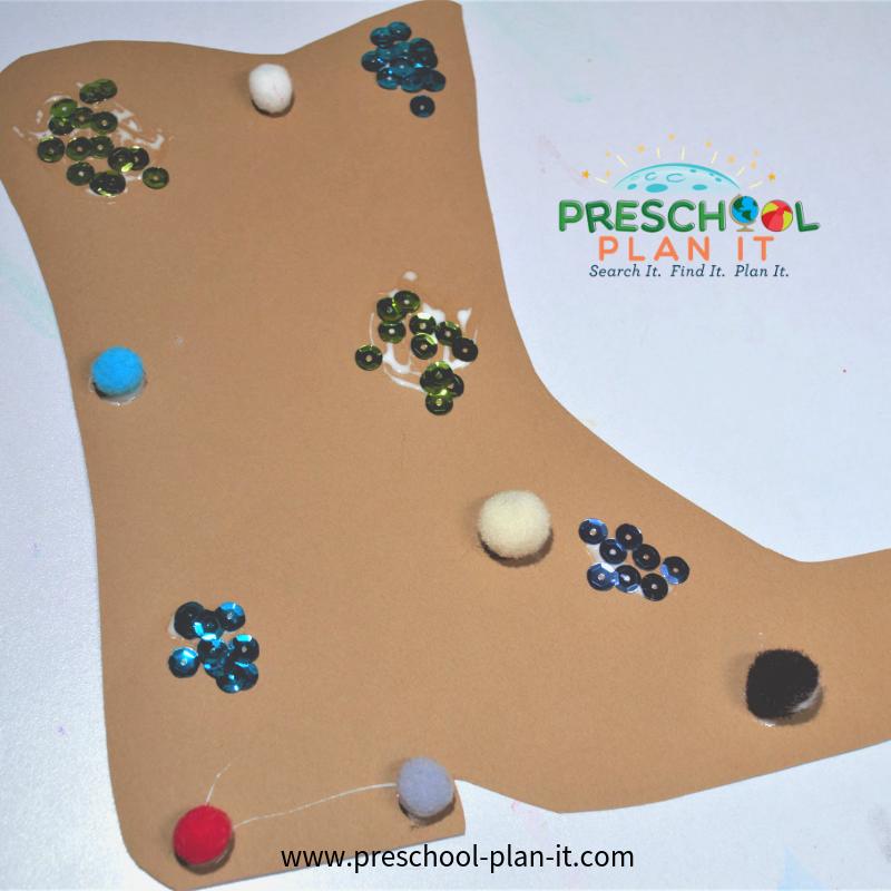 Western Preschool Theme Art Activity