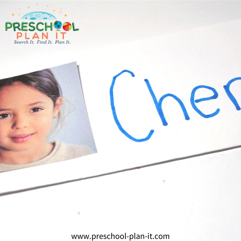 Zacchaeus Preschool Theme Writing Activity