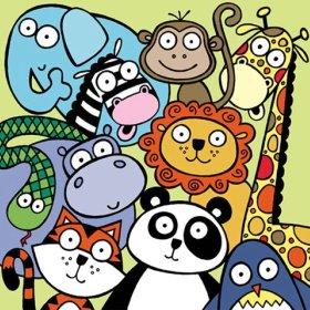 Zoo Preschool Theme