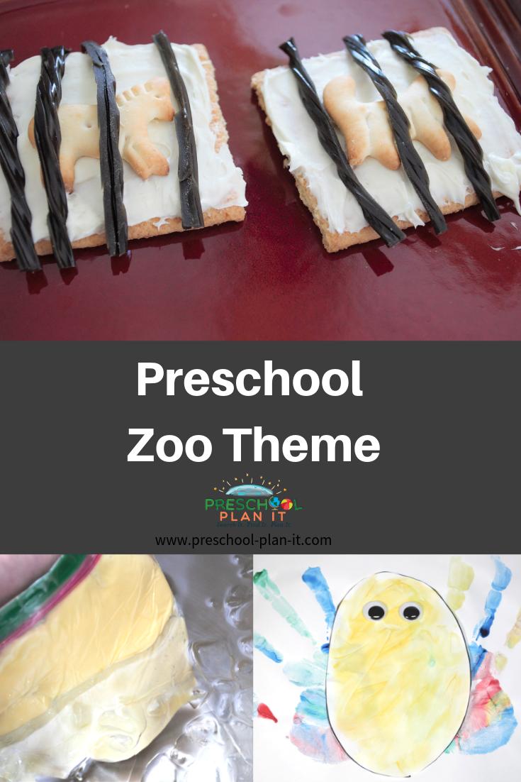 Preschool Zoo Theme