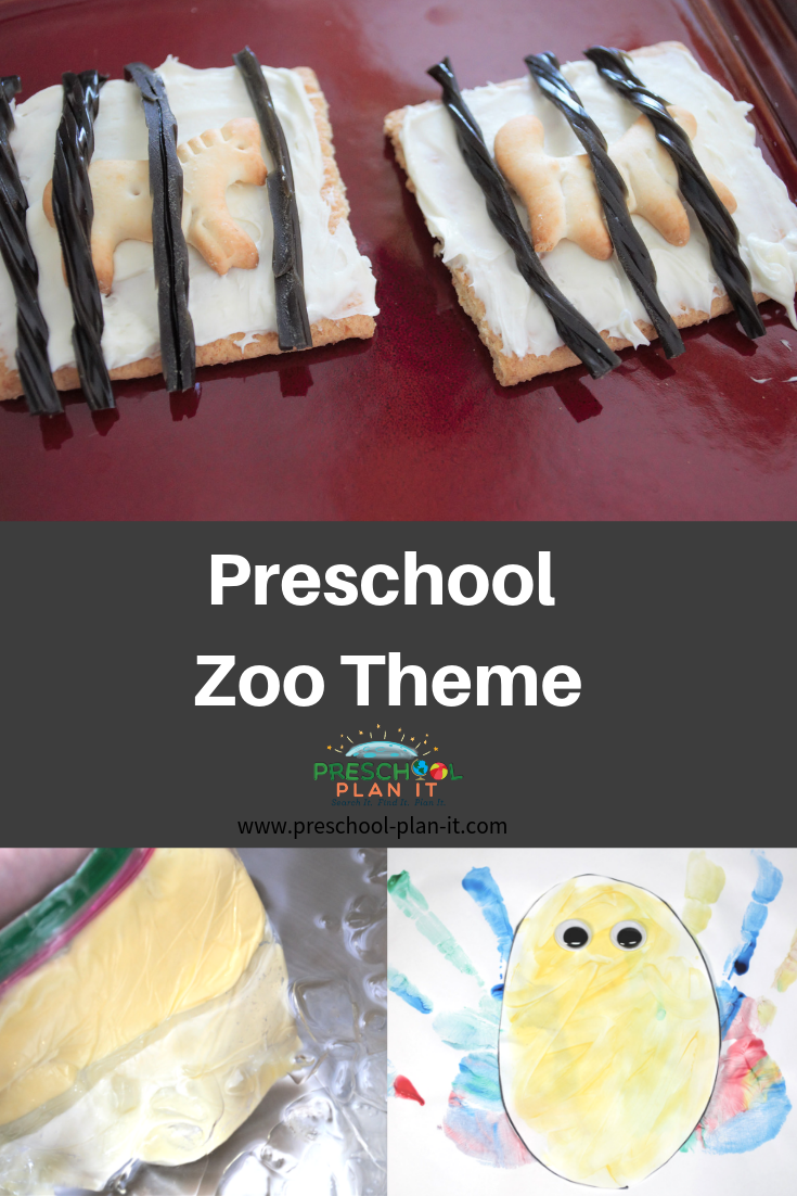 Preschool Zoo Theme